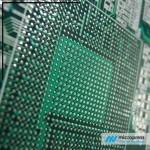 Confecção de circuito impresso