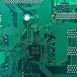 Placa circuito eletrônico