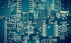 Placa de circuito impresso de fibra