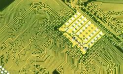 Placa circuito impresso fr4