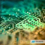 Placa de circuito impresso para led