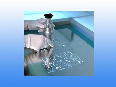 Stencil cortado a Laser para montagens SMT / SMD
